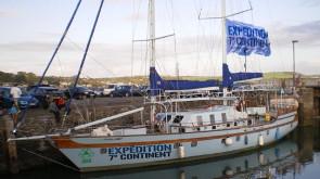 Expédition 7e Continent - Innovations Océans sans plastiques